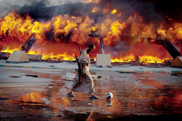Ливия. Триполи. 2011