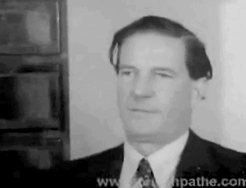 Ким Филби. 1955 год
