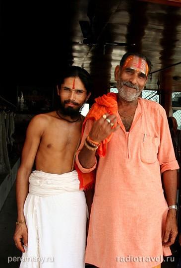 Индийцы. Фото Глеба Давыдова