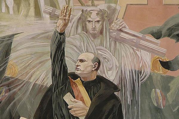 Дуче. Итальянская фреска эпохи фашизма