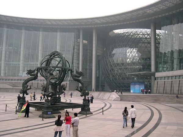 Шанхайский музей науки и технологии. Фото: ullrich.c / Flickr.com