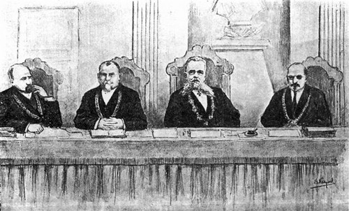 Суд на Менахемом Бейлисом