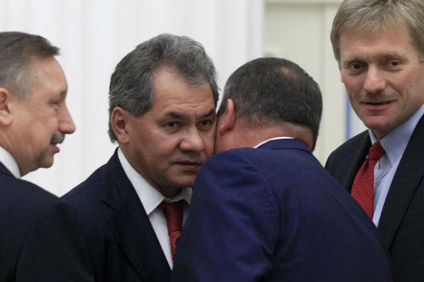 Шойгу и Сердюков