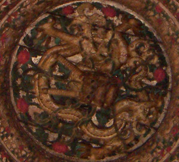 Фигурка Тай-луна, Верховного Духа-Дракона. Храм Неба, Пекин. Из коллекции Автора