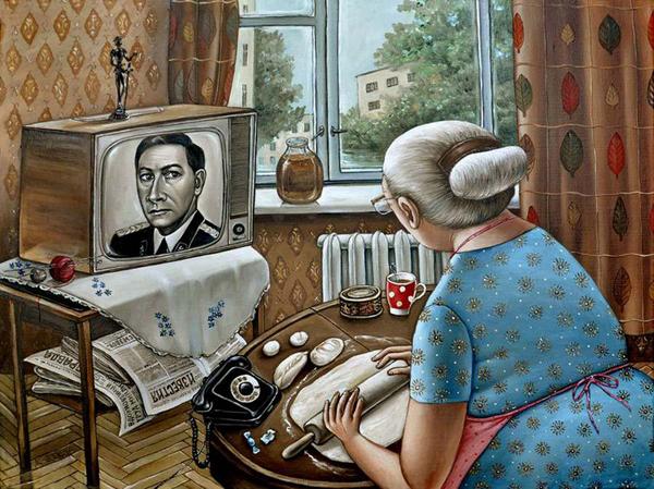 Рисунок Анжелы Джерих