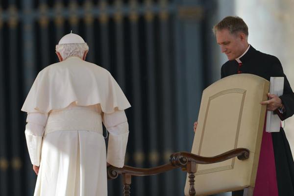 Папа Бенедикт ХVI