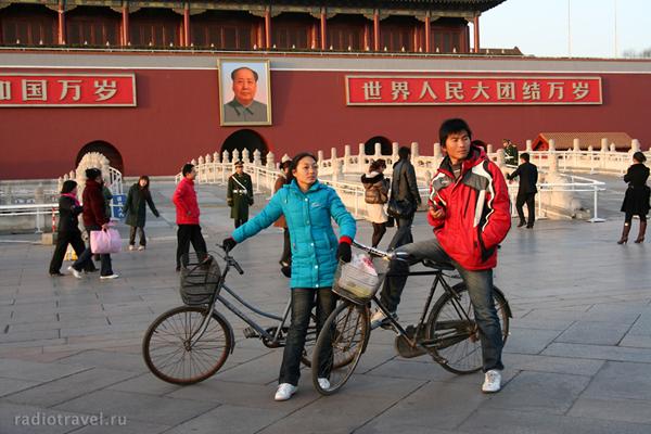 Молодежь в Китае. Фото Глеба Давыдова