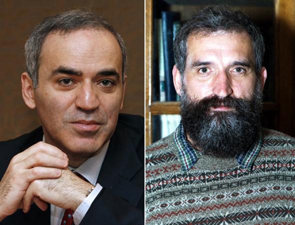 Каспаров и Носовский