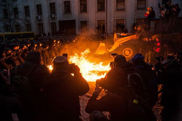 Киев. декабрь 2013