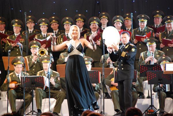 Выступления Дважды Краснознаменного академического ансамбля песни и пляски имени А.В. Александрова в Турции
