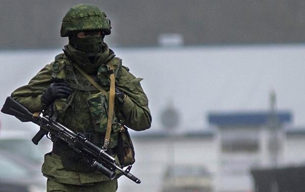 Вежливый человек в Крыму