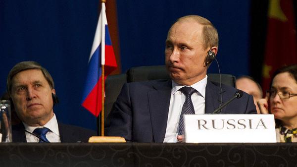 Путин на саммите государств БРИКС