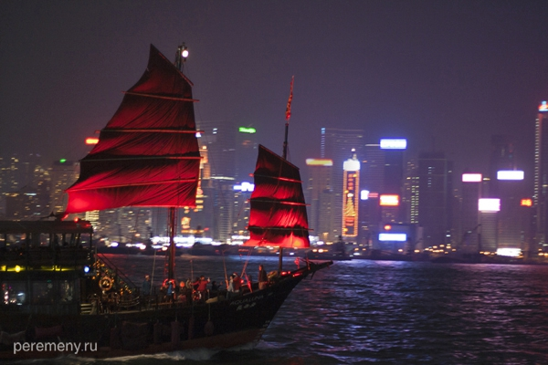 Гонконг. Фото: Ольга Молодцова