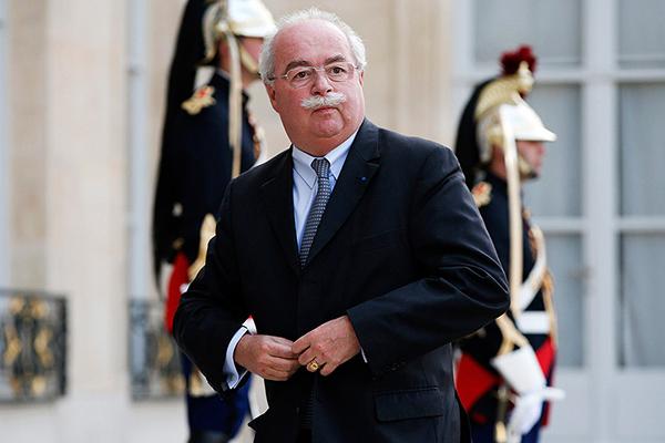 Погибший глава нефтегазовой компании Total Кристоф де Маржери