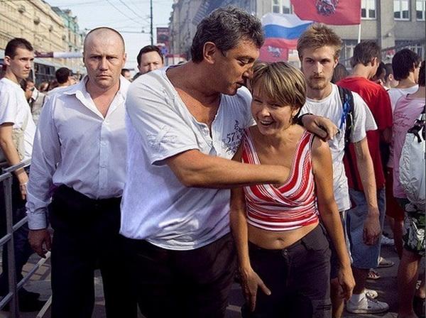 Немцов и Чирикова