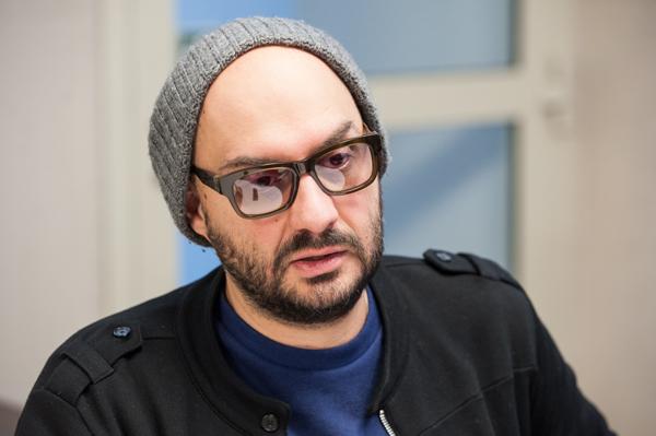 Кирилл Серебренников. Какое хорошее русское лицо у художника