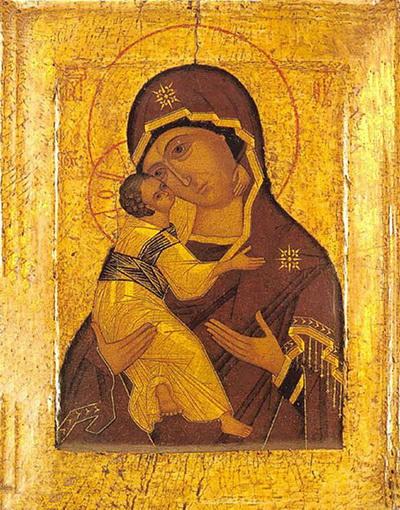 Икона Владимирской Богородицы