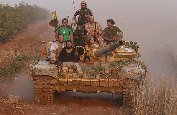 Сирийские вояки