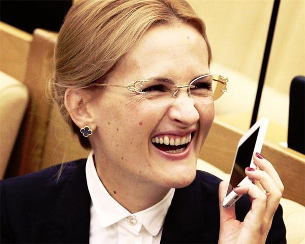Депутат Госдумы Ирина Яровая