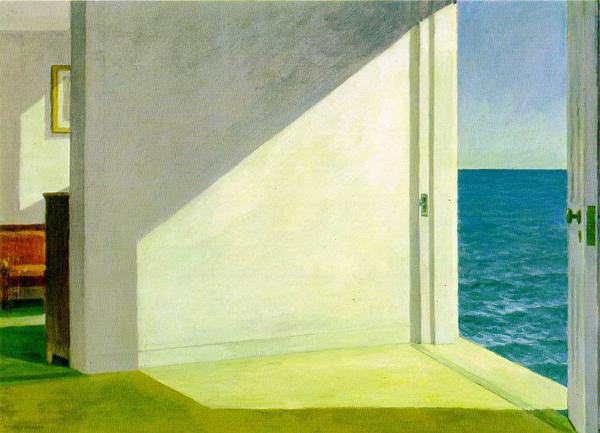 Эдвард Хоппер. Комнаты у моря