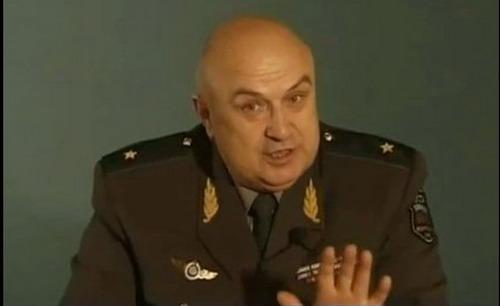 Генерал Петров