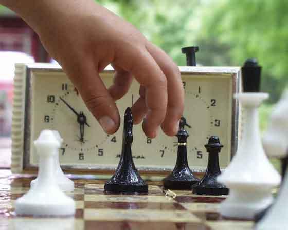 Шахматы, любимая народом игра