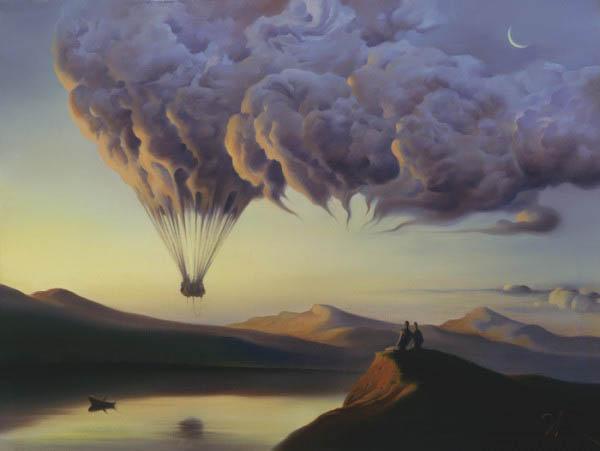 Поклонение облакам. Владимир Куш