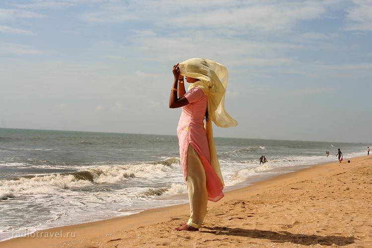 Черраи, пляж, Cherrai beach, кочин