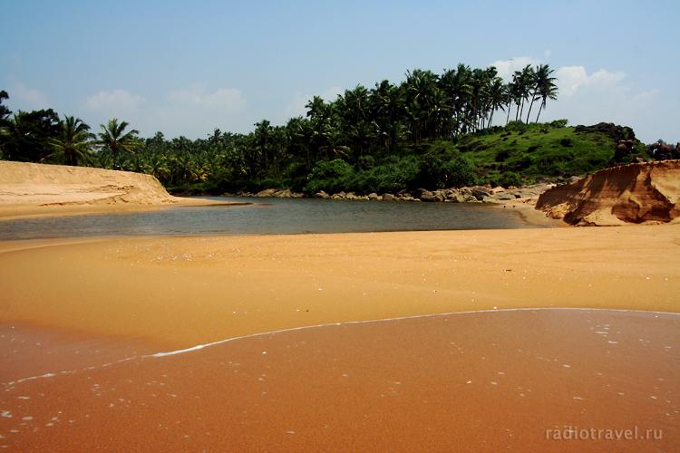 Керала, Бекал, Капил бич, пляж