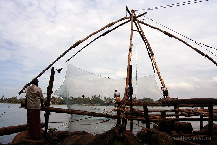 рыболовные сети китайские