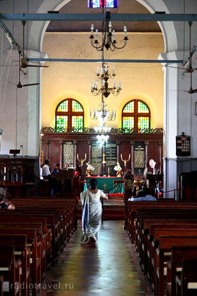 Церковь святого Франциска, кочин
