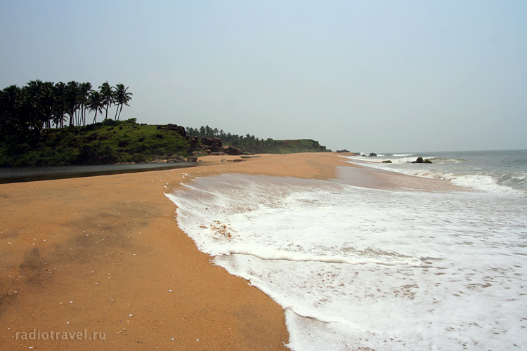 Керала, Бекал, Kappil Beach