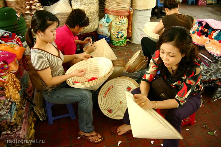 вьетнам, ханой, вьетнамский рынок