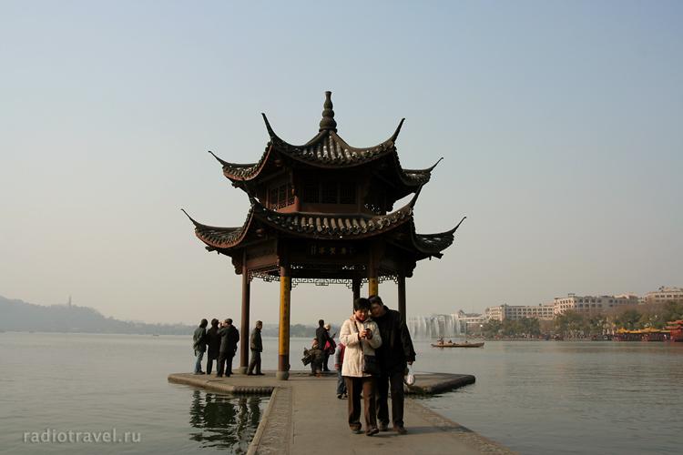 озеро Си Ху, Ханчжоу