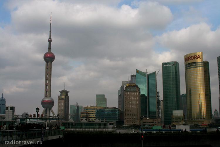 Shanghai, Pearl Tower