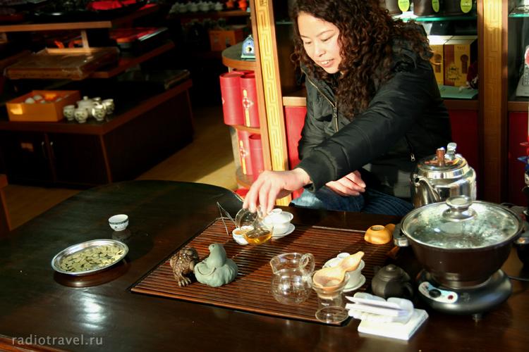 чайный магазин, Маляндао, жизнь китайцев