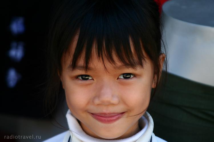 вьетнамская красавица