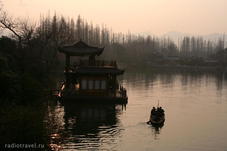 Озеро Си Ху, ХАНЧЖОУ (Hangzhou)