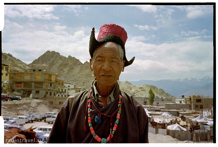 гималайский старик в Лехе
