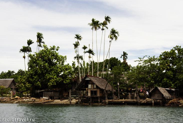 Папуа Новая Гвинея. Берег Маклая, наши дни. Фото: Глеб Давыдов