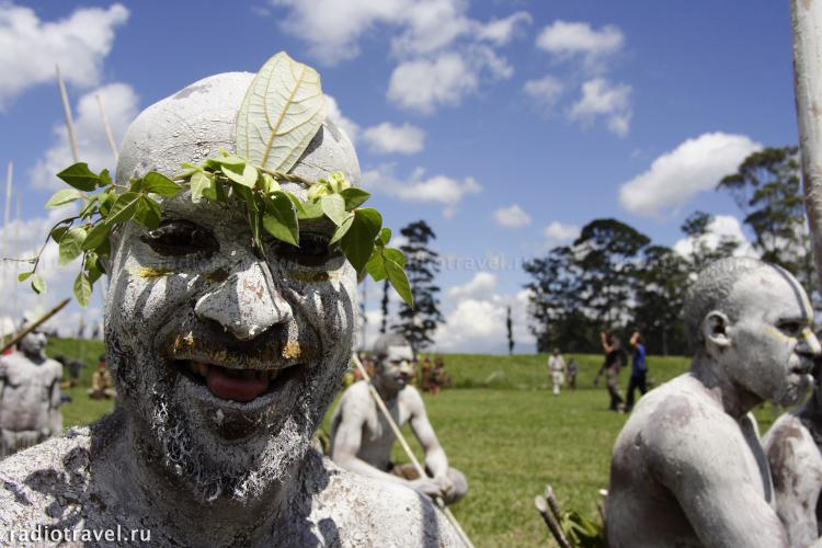 Папуасы. Фотография: Глеб Давыдов