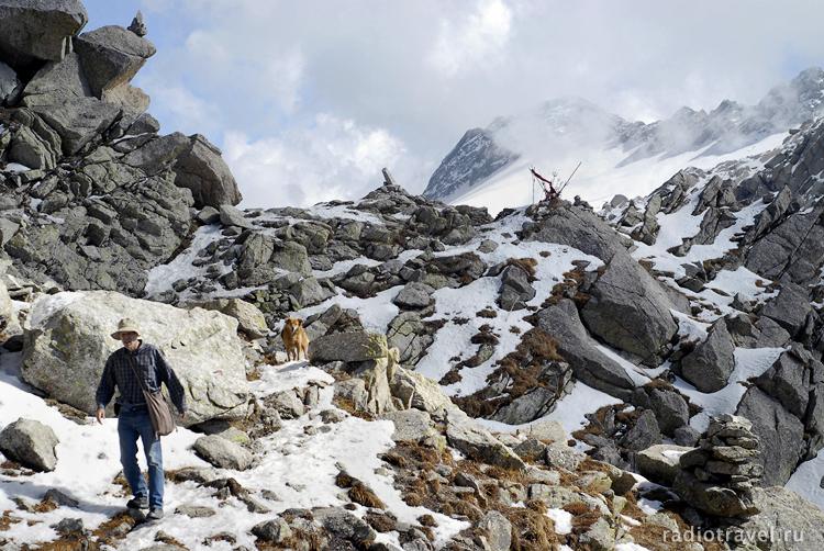 Индрахар, перевал