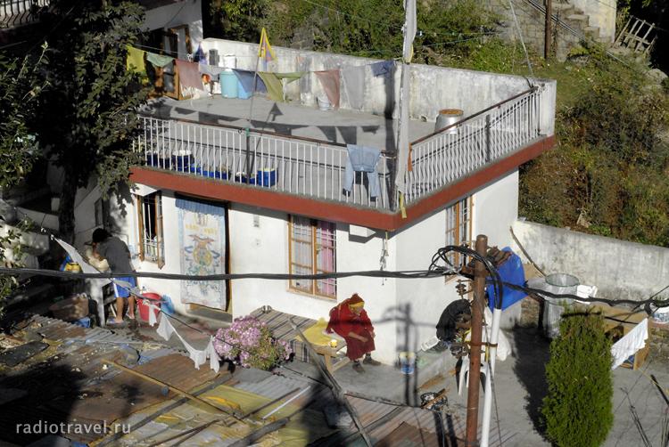 тибетское поселение в индии