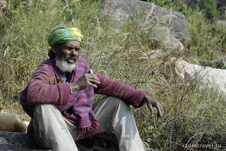 индийский отшельник