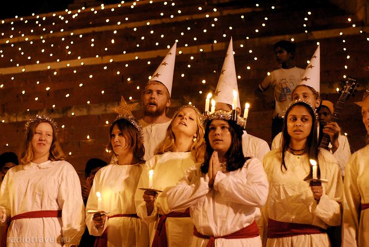 Христиане в Варанаси