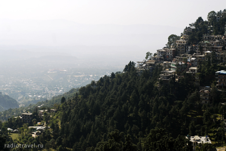 Тибетский поселок