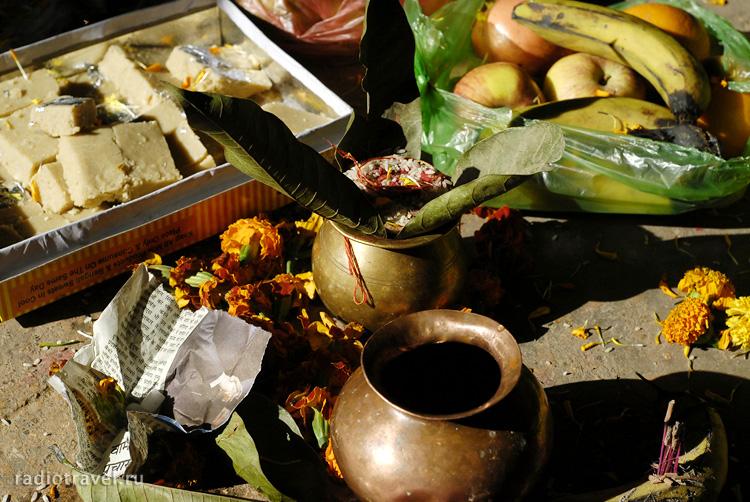 индийская свадьба, ритуал