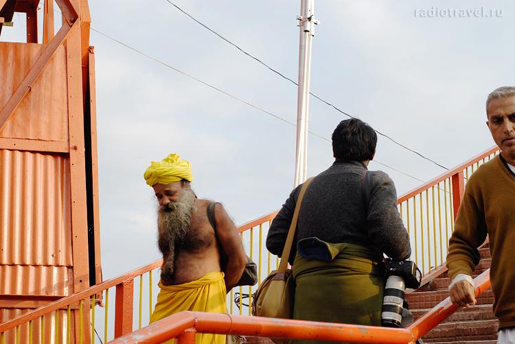 Индия, Харидвар, Кумбха мела