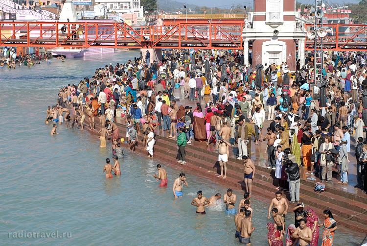 Кумбха Мела, Индия, Харидвар