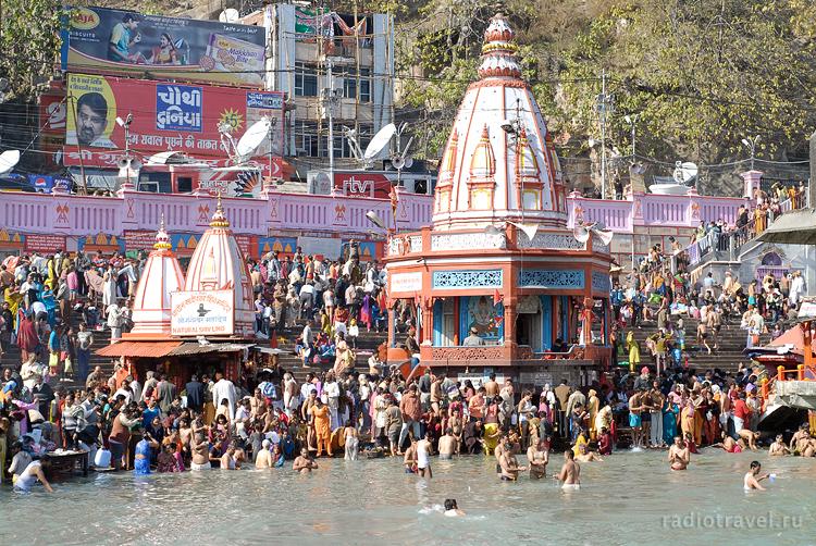 Харидвар, Кумбха Мела, Индия